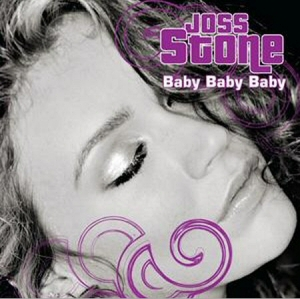 JOSS STONE - Baby Baby Baby 2 Track PROMO CDS - CD single
