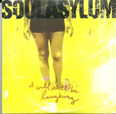 Soul Asylum - I Will Still Be Laughing Promo Cds