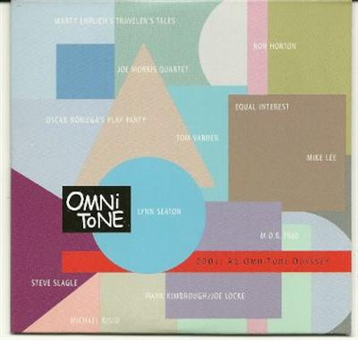 VARIOUS - an omnitone odyssey PROMO CDS - CD single