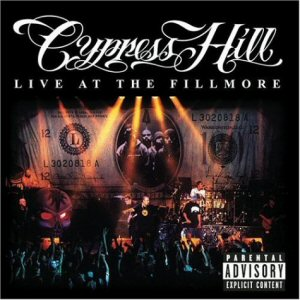 CYPRESS HILL - Live at the Fillmore CD - CD