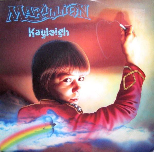 """Marillion Kayleigh 12"""""""
