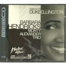 Barbara Hendricks monty Alexander Trio Tribute to Dukeellington VIDEOCD