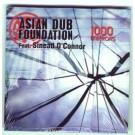 Asian Dub Foundation 1000 Mirrors Uk Promo Cd-single
