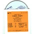 Greg Osby Inner Circle Promo Cd
