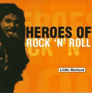 Little Richard - Heroes Of Rock 'n' Roll Cd