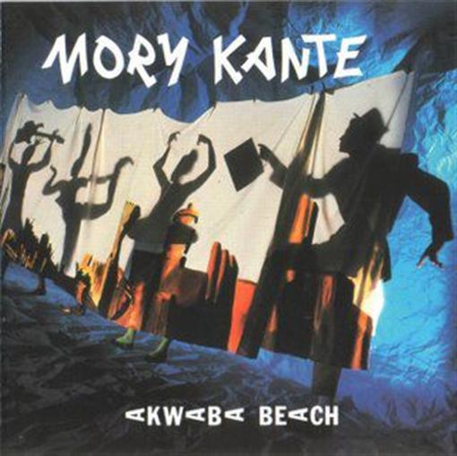 Mory Kante - Akwaba Beach Cd