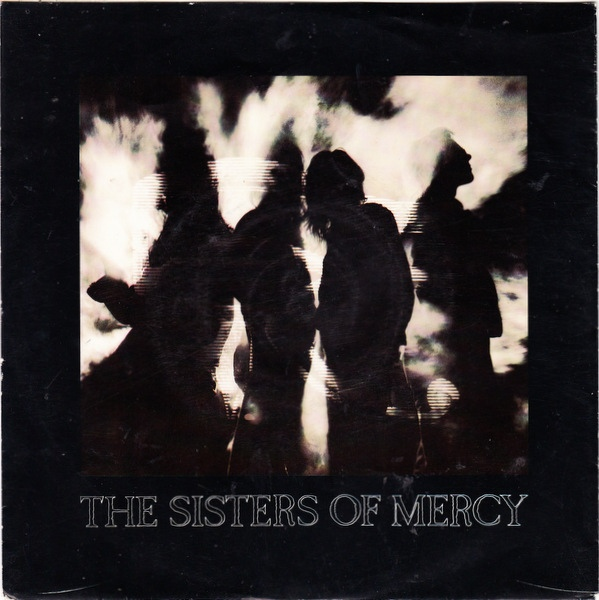 """Sisters Of Mercy - More 7"""""""