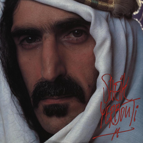 Frank Zappa - Sheik Yerbouti Lp