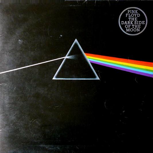 The Dark Side Of The Moon Lp - Pink Floyd