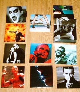 Robbie Williams - Greatest Hits Mega Rare Promo Box-set