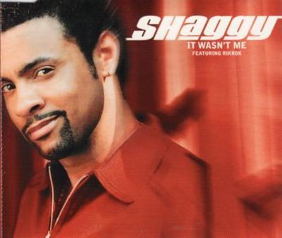 SHAGGY - It Wasn't Me CDS - CD single
