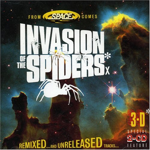Space - Invasion Of The Spiders Cd