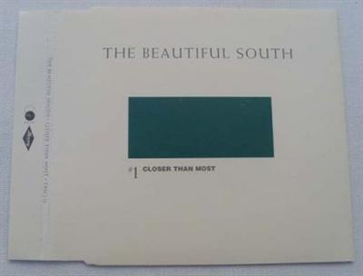 Beautiful South - Closer Than Most Promo Cds