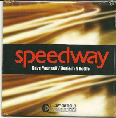 Speedway - save your self CDS - CD single