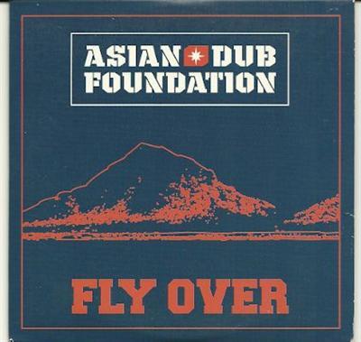 Asian Dub Foundation - fly over PROMO CDS - CD single