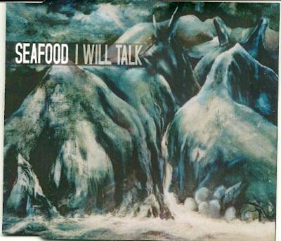 seafood - i will talk PROMO CDS - CD single