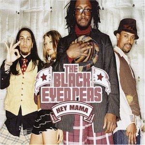 Black Eyed Peas Hey Mama [CD 1] CDS