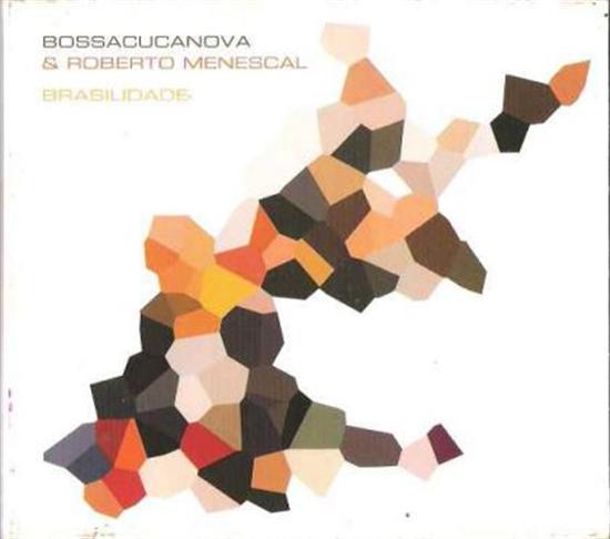 BOSSACUCANOVA - Brasilidade Roberto Menescal PROMO CD-SINGLE - CD single