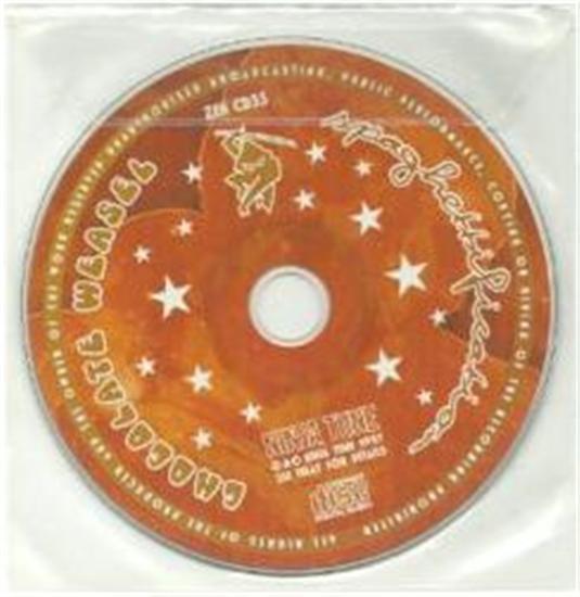 Chocolate Weasel Spaghettification CD-SINGLE