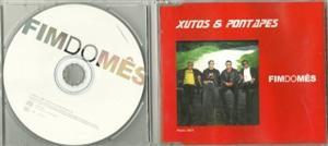 Xutos & Pontapes Fim do Mes PROMO CDS