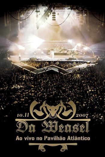 Da Weasel Ao Vivo no Pavilhao atlantico DVD