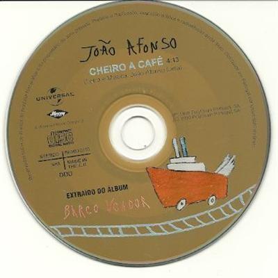 Joao Afonso Cheiro a cafe PROMO CDS