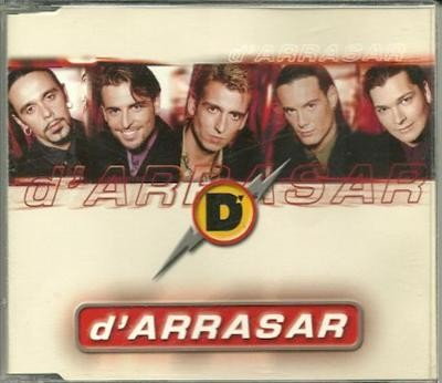 d'ARRASAR Rainha da noite PROMO CDS