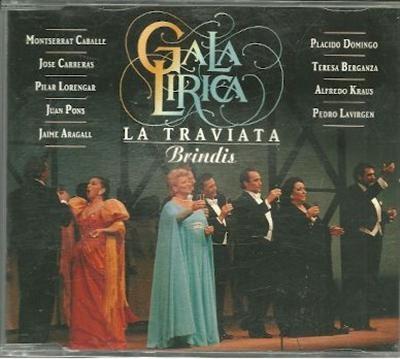 Gala Lirica La Traviata Brindis PROMO CDS