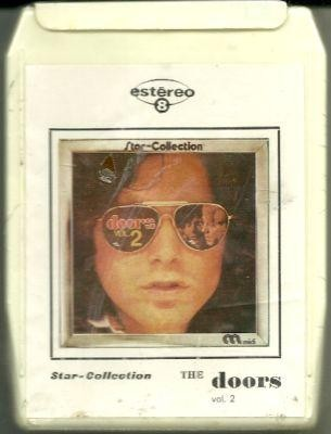 The Doors Star collection vol 2 CARTRIDGE