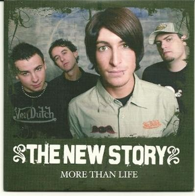the new story more than life CDS