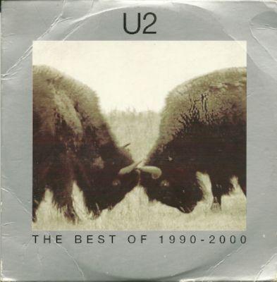 U2 the best of 1990-2000 PROMO CDS