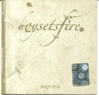 boysetsfire requiem PROMO CDS