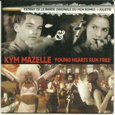 kym mazelle YOUNG HEARTS RUN FREE CDS