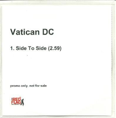 vatican dc side to side ACETATE CD
