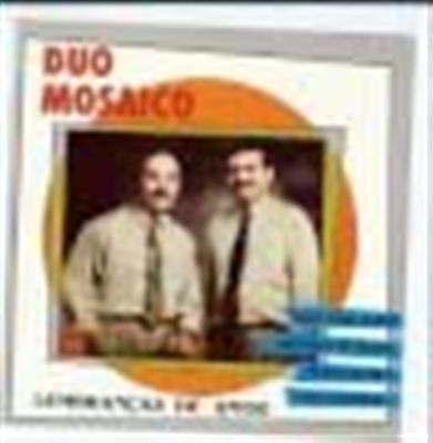 Duo Mosaico Lembrancas de Amor CD
