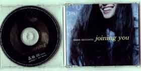 Alanis Morissette Joining You Euro Promo Cd-s