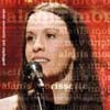 Alanis Morissette Mtv Unplugged live CD