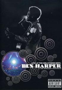 Ben Harper Live At The Hollywood Bowl DVD