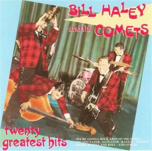 Bill Haley & The Comets Twenty Greatest Hits CD