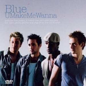 Blue U Make Me Wanna [DVD] DVD