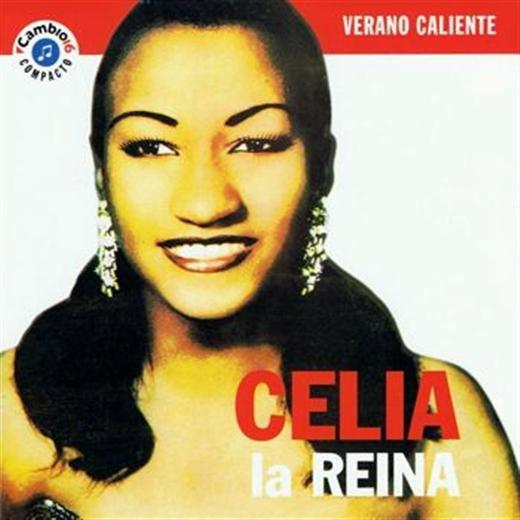 Celia Cruz Celia La Reina CD