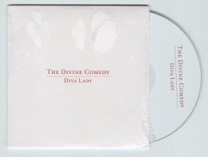 Divine Comedy Diva Lady Euro prOmO CD