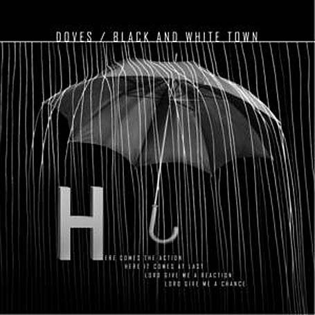Doves Black and White Town [CD 2] CDS