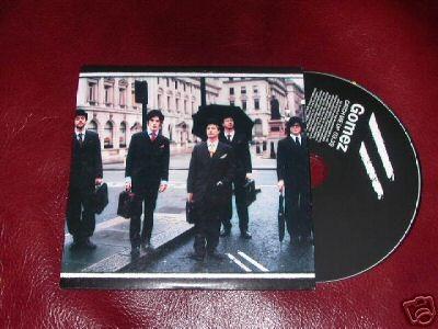 Gomez Catch me up euro promo cd-s