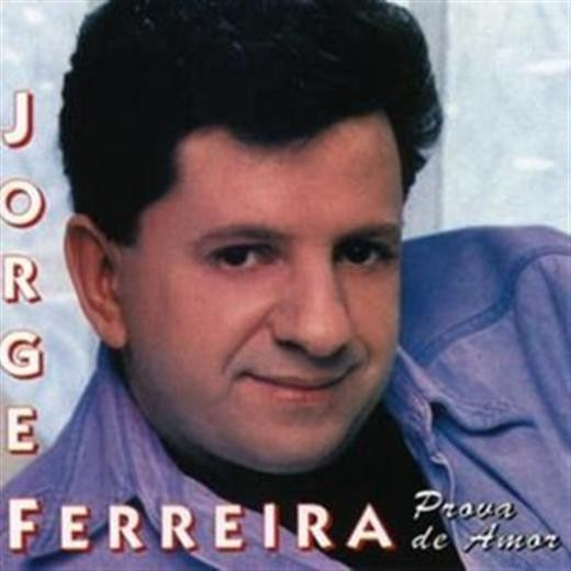 Jorge Ferreira Prova De Amor CD