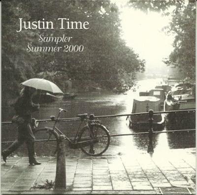Justin Time Sampler Summer 2000 PROMO CDS