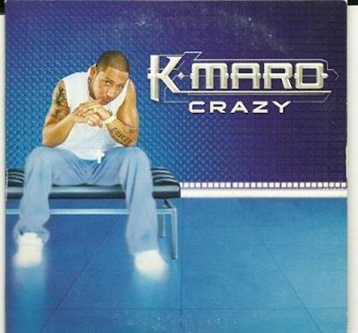 K-maro Crazy PROMO CDS