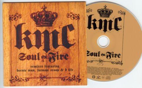 KMC Soul on Fire 9 REMIX PROMO CDS