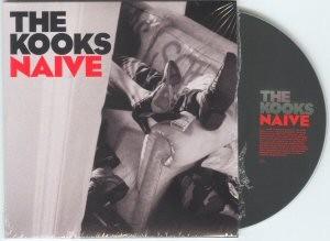 kooks Naive 2 track Euro CDS
