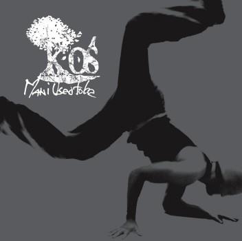 K-Os Man I Used To Be PROMO CDS
